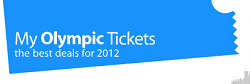 Olipmic tickets portal